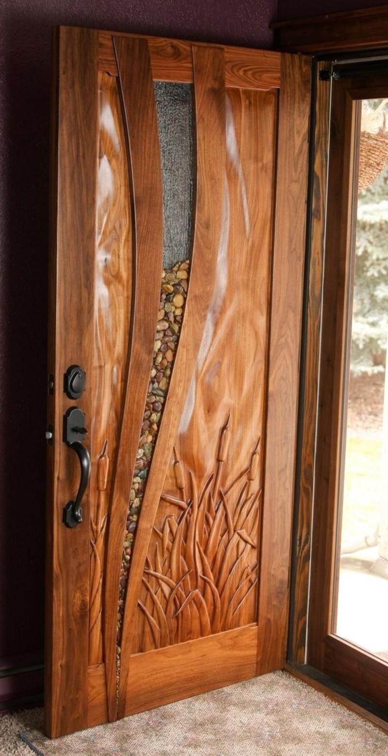 hughes wood door