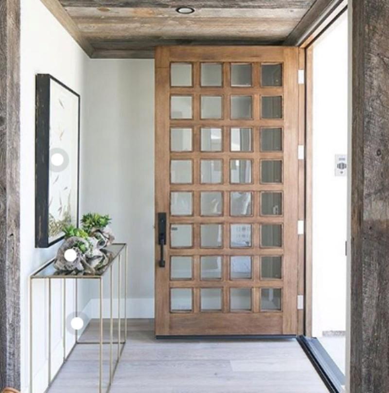 light privacy doors