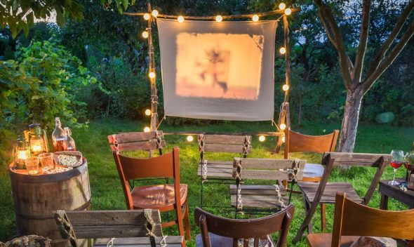 backyard theatre