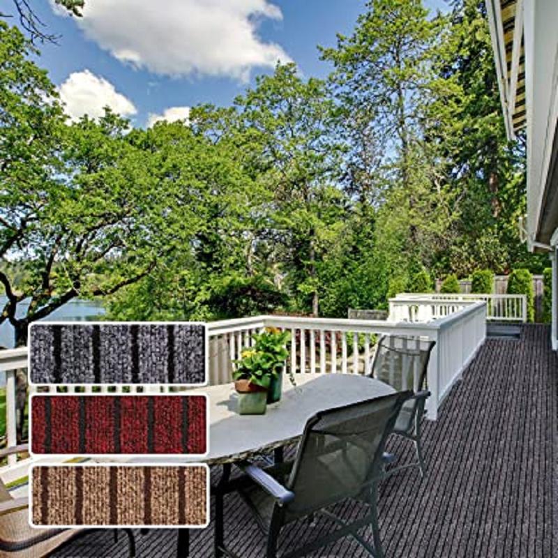 rugs - deck