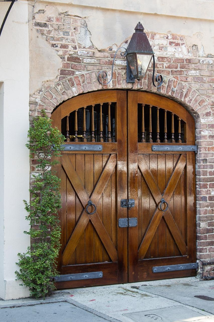 stable-doors