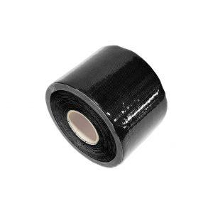 "Kinesiology Tape 2"" x 16' (One Precut Roll) - Black"